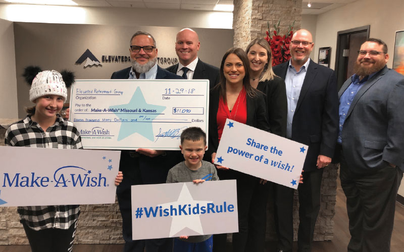Thank you for supporting the 2018 Fall Festival Make-A-Wish® campaign!